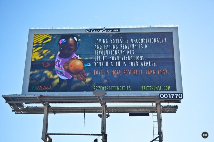 Powerful and Uplifting Billboards Pop up Around Oakland