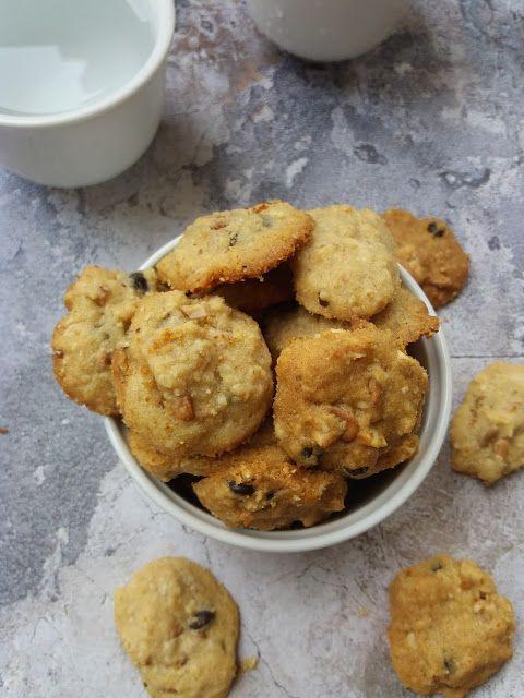 Dapur Miranti: Coffee Blast Cookies