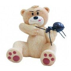"""Bad Taste Bear """"Loves me or not""""."""