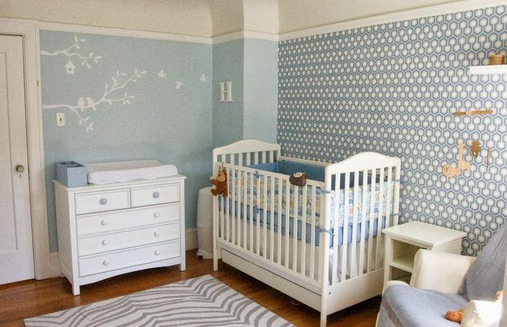 Детская комната для новорожденного ( ФОТО ) - IQInterior