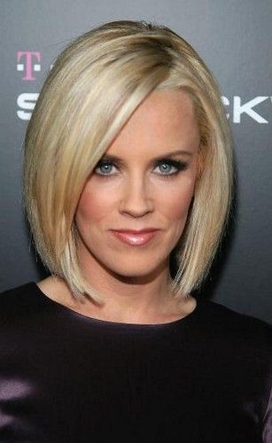 Love this bob, not sure I could ever pull it off, though.
