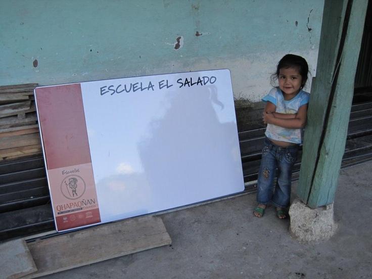 Periódico escolar  Qhapaq Ñan - Colombia