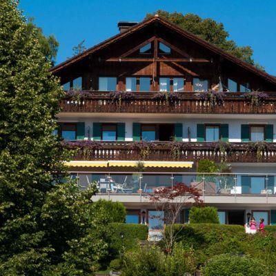 Home | Pension Hotel Dreimäderlhaus Weissensee bei Neuschwanstein im Allgäu