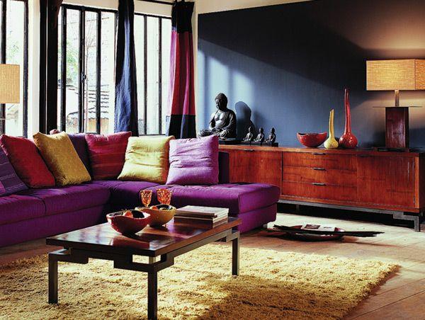Индийский стиль в интерьере - Вдохновение, увлечения, идеи, жизнь...