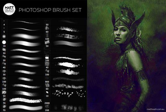 The 62 best free Photoshop brushes