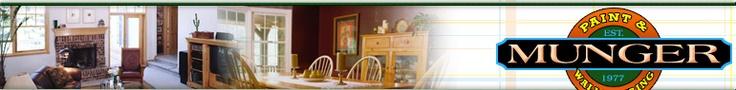 Paint your house with us.  Benjamin Moore; Pittsburg; Pratt and Lambert; Ralph Lauren; California; Sikkens ; Woodguard; Ready Seal