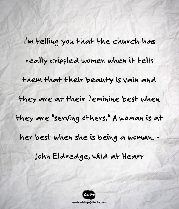 Quick Marriage Advice From John And Stasi Eldredge Relationships