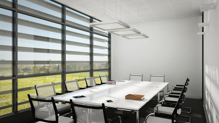 Office 2 - Precíz és kifinomult enteriőr tervezés