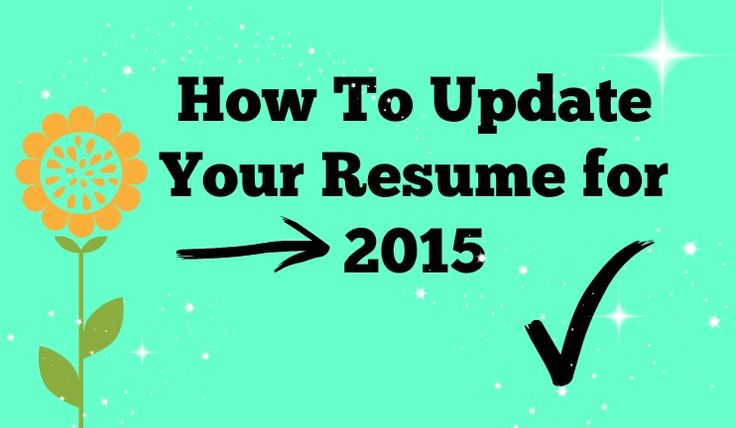 The New Standard Resume Format --> How to Update Your Resume for 2015 on Strong Like My Coffee at Stronglikemycoffee.com