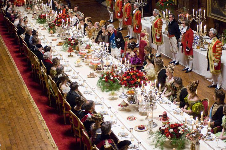 Victorian royal banquet-Young Victoria | Victorian | Pinterest