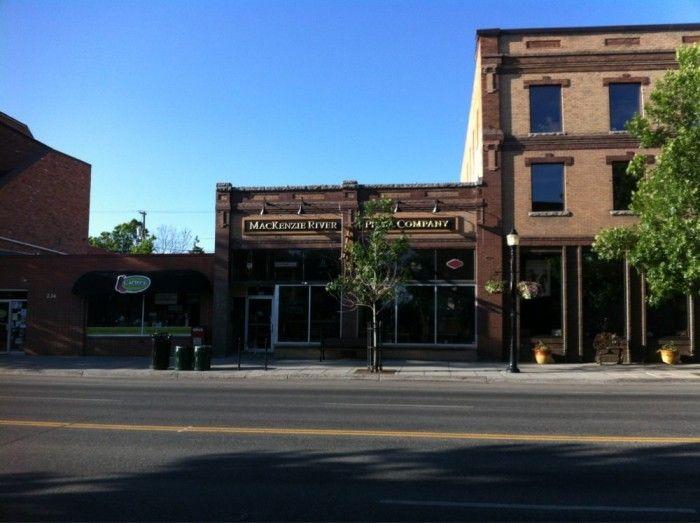 15. Mackenzie River Pizza Company, Multiple Locations