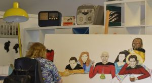 work in progress - star trek