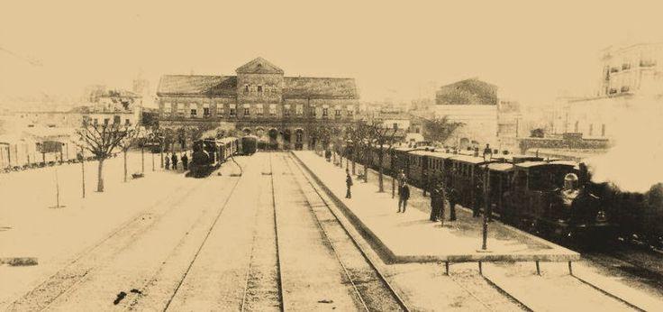 Caminos de Ferro: Estación Central de Valencia, Pont de Fusta.