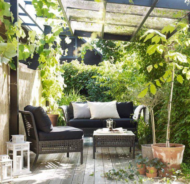 Zdjęcie numer 17 w galerii - Przestrzeń wokół domu - balkon, taras, loggia, ogród. Jak ją urządzić? Sprawdzamy rozwiązania IKEA