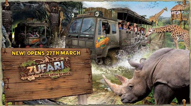 Official Chessington World of Adventures Resort website: Best Price Guaranteed for Theme Park
