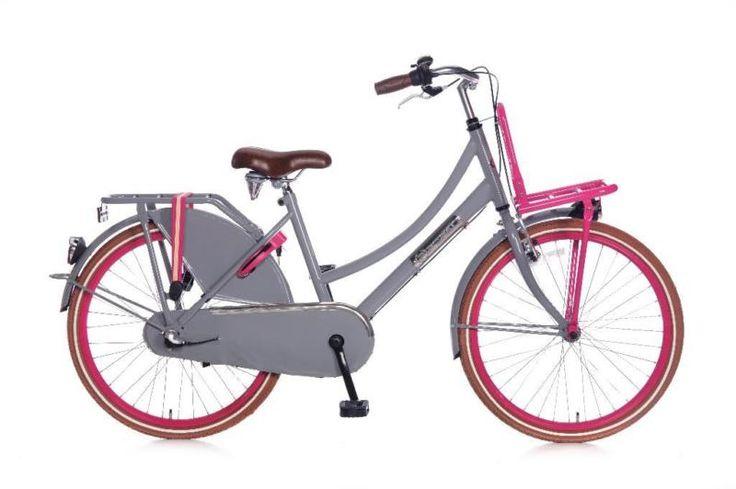 Auch in andere Farben zu bestellen, schauen Sie einfach auf unsere Website nach:...,Hollandrad Hollandfahrrad Mädchenrad 24 Zoll 3Gang versch Farbe!! in Nordrhein-Westfalen - Goch