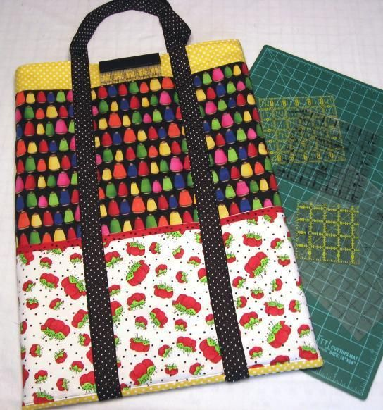 18 Best Quilting Mat Ruler Bags Images On Pinterest Sewing