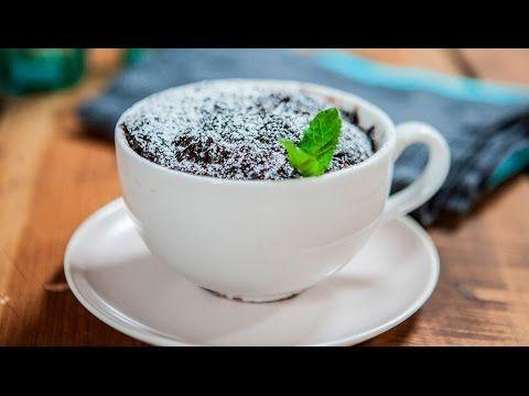 Expresní brownie z mikrovlnky za 5 minut   Čarujeme