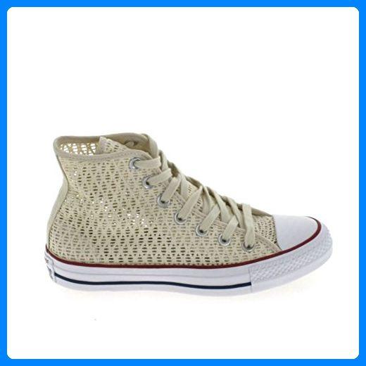 Converse Chuck Taylor All Star Crochet High Sneaker Damen 6.5 US - 37 EU - Sneakers für frauen (*Partner-Link)