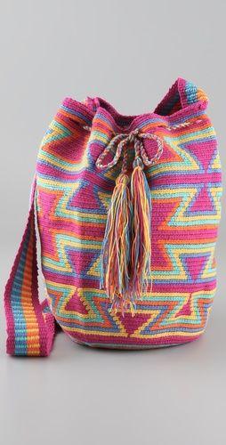 Wayuu Taya Foundation Susu Bag $175.00