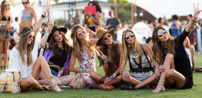 Coachella 2015 Ruhu ve Tarzı ile Yaz Trendleri   Moda Trend Stil