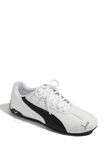 Puma totally reminds me of the shoes I wore as a child to play soccer.