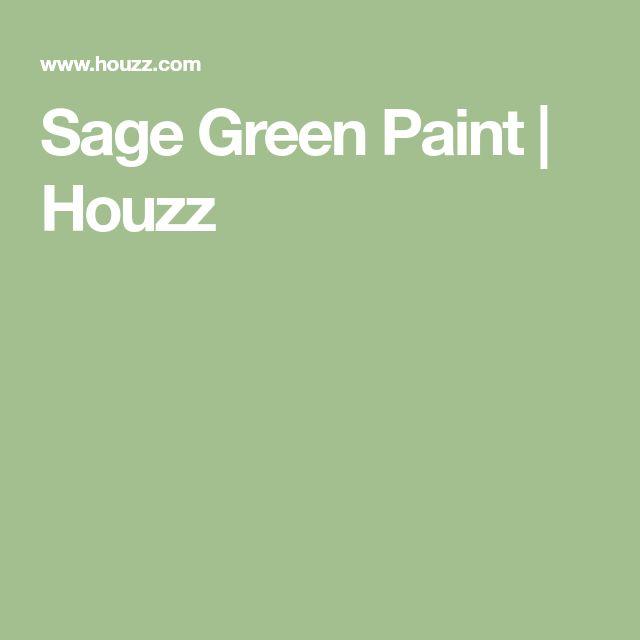 Best 25+ Sage Green Paint Ideas On Pinterest