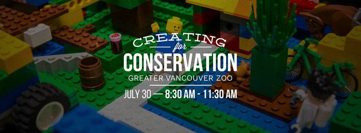 There are few things in this world the boy loves more than animals and Lego so when the latest event at the Greater Vancouver Zoo was announced I knew we wouldn't be missing out on the fun.  The Greater Vancouver Zoo is calling all LEGO enthusiasts to create sculptures for animal conservation.  Create for Conservation encourages the young and young at heart to help raise money for the conservation efforts by the Greater Vancouver Zoo. Conservation helps endangered species at home as well as…