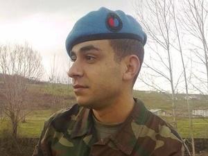 Şehit Jandarma Uzman Çavuş Serkan Perişan