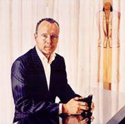Mart Visser, Dutch fashion designer (1968).