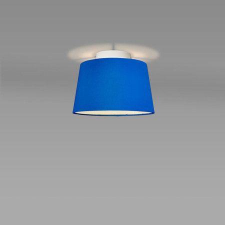 Plafon Ton 30 okrągły niebieski