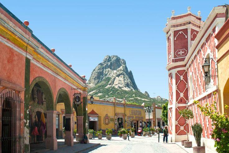 Bernal en Querétaro.
