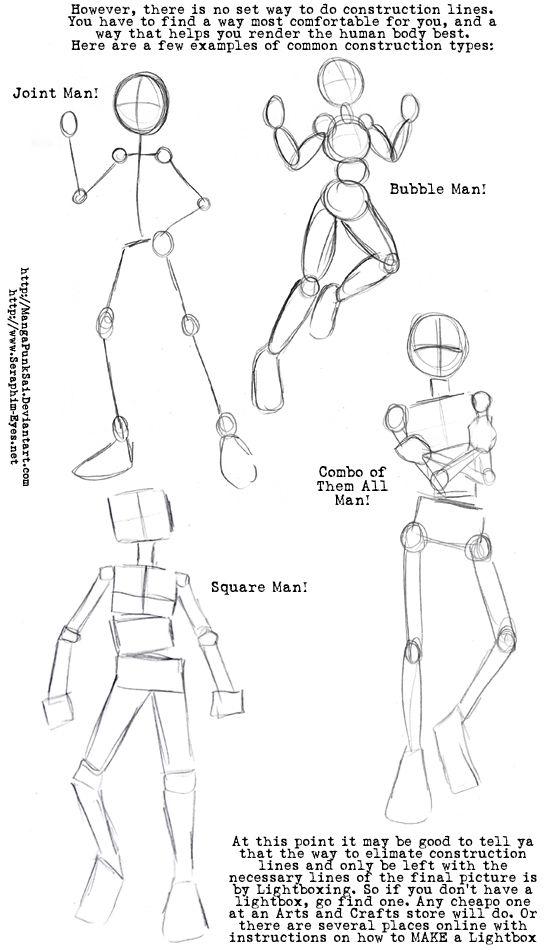 Drawing Tut--The Basics Pg. 3 by ~Sai-Manga-Tuts on deviantART