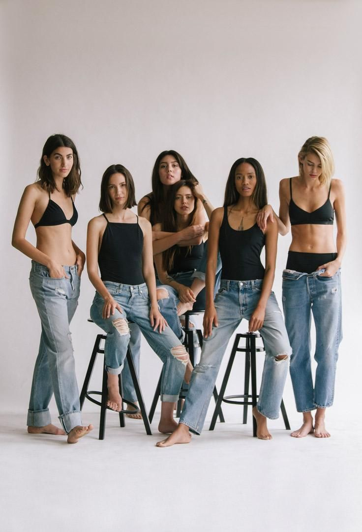 The Dreslyn x Land of Women swimwear collaboration // 90s suits, black bathing suits, classic bathing suits, classic swimsuits, bikinis, high waisted bikini, swim editorial, los angeles swim