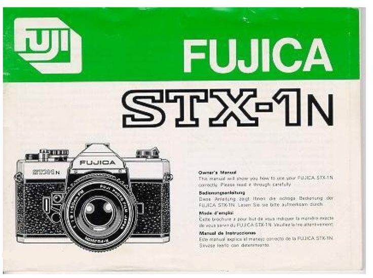 The Fujica MPF105XN is essentially the same camera as the STX-1N.