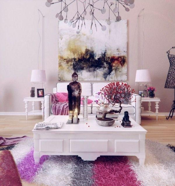 Die besten 25+ asiatische Dekoration Ideen auf Pinterest - dekorieren im art deco stil luxus wohnung
