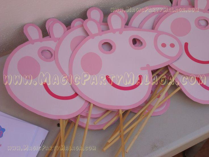 fiesta tematica peppa pig - Buscar con Google