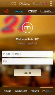 Cara Beli Tiket Bioskop 21 Secara Online via Aplikasi Android