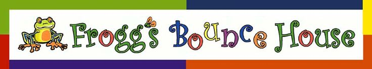 Frogg's Bounce House Sunday - Thursday, 10am - 7pm, Friday & Saturday, 10am - 8pm Costs: Ages 0 - 3 $6, Ages 4-17 $10, Ages 18+ $3 Have a special toddler room