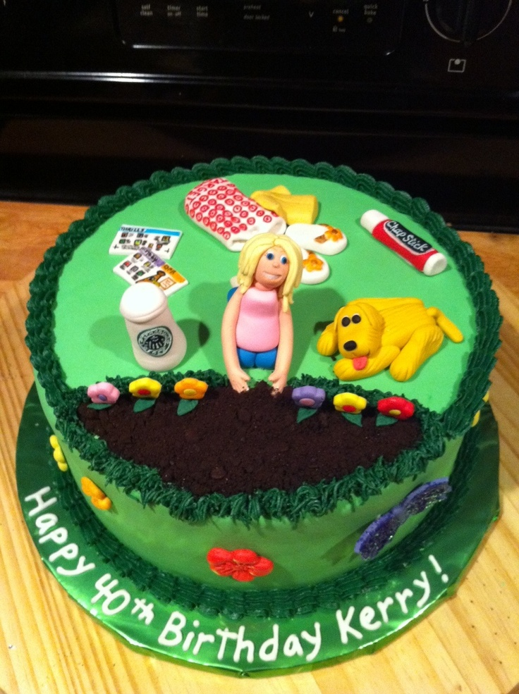 Birthday Cake Kerry