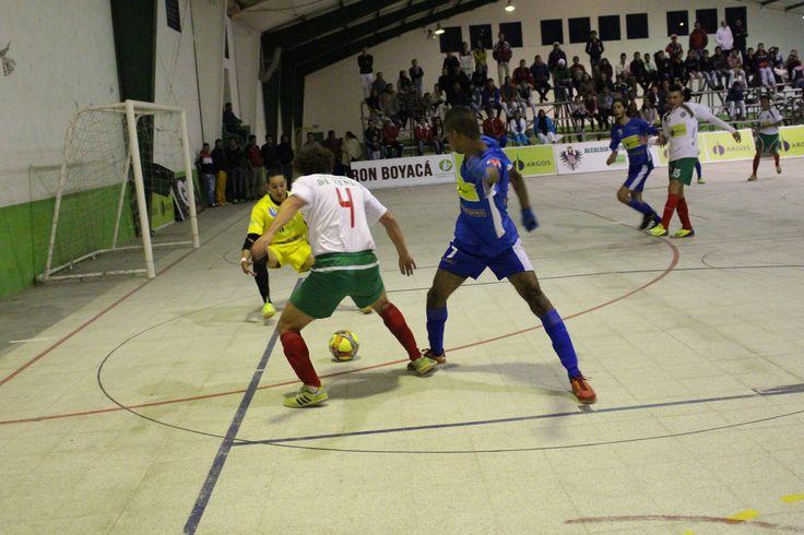 #DeportivoSanpas no perdonó y goleó 6-1 a #DeportivoCampaz en Tunja por la séptima fecha del Grupo B. #FútbolRevolucionado