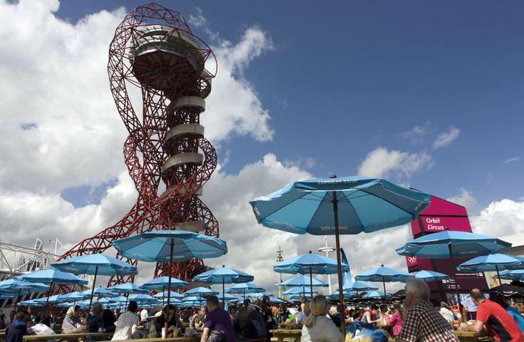 ARCELORMITTAL ORBIT, LONDRES (REINO UNIDO) / ANISH KAPOOR. Inaugurado para los Juegos Olímpicos de Londres de 2012, sus 114,5 metros de altu...