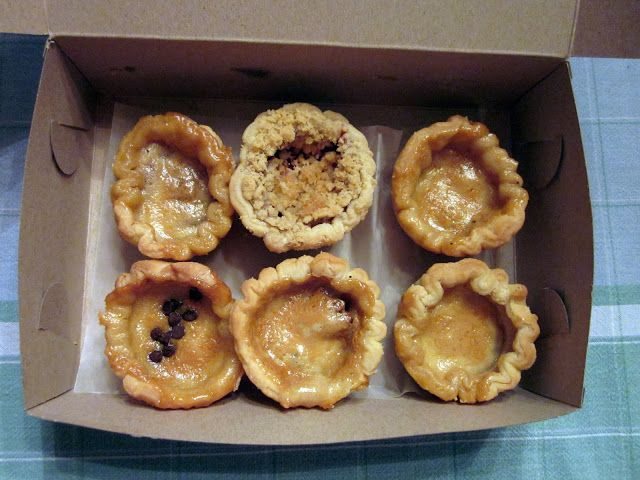 Best buttertarts ever from Buttertarts 'n More in Little Britain, Ontario