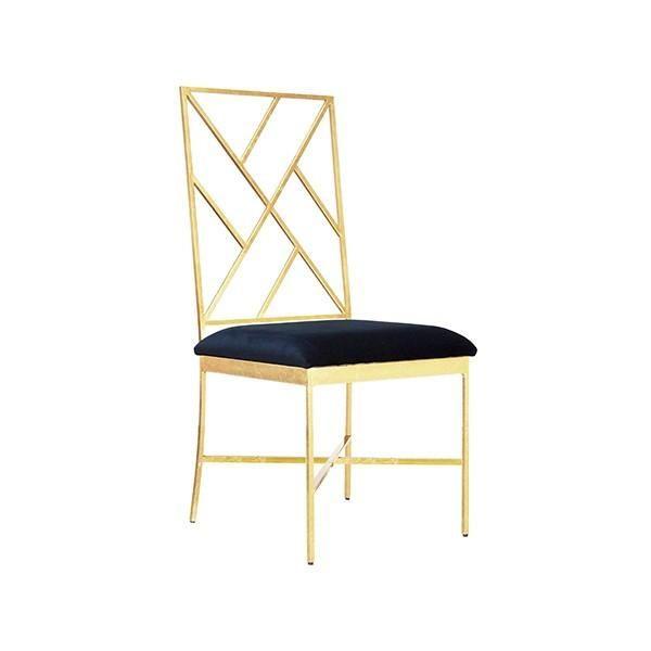 Wyatt Velvet Dining Chair