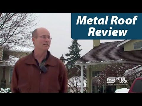 Metal Roofing Review   Nanaimo, British Columbia  Http://www.interlockroofing.