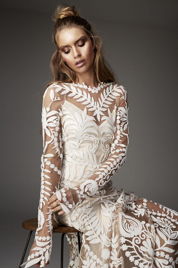 Avril Gown | Rue De Seine Wedding Dress Collection