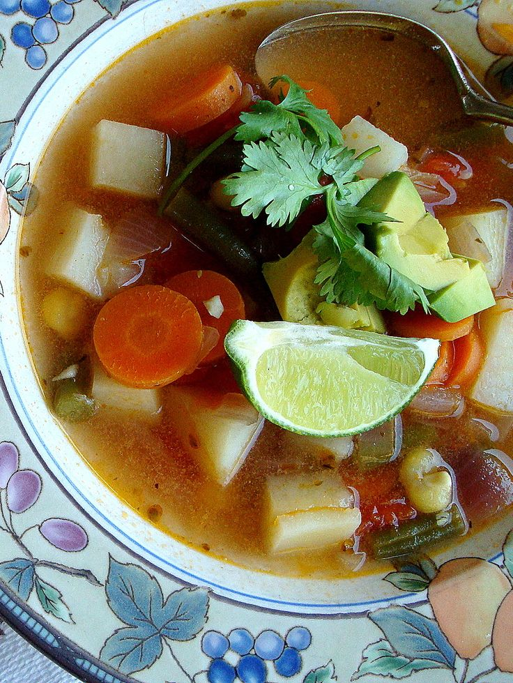 mexican vegetable soup, vegetable soup, quick healthy easy soup