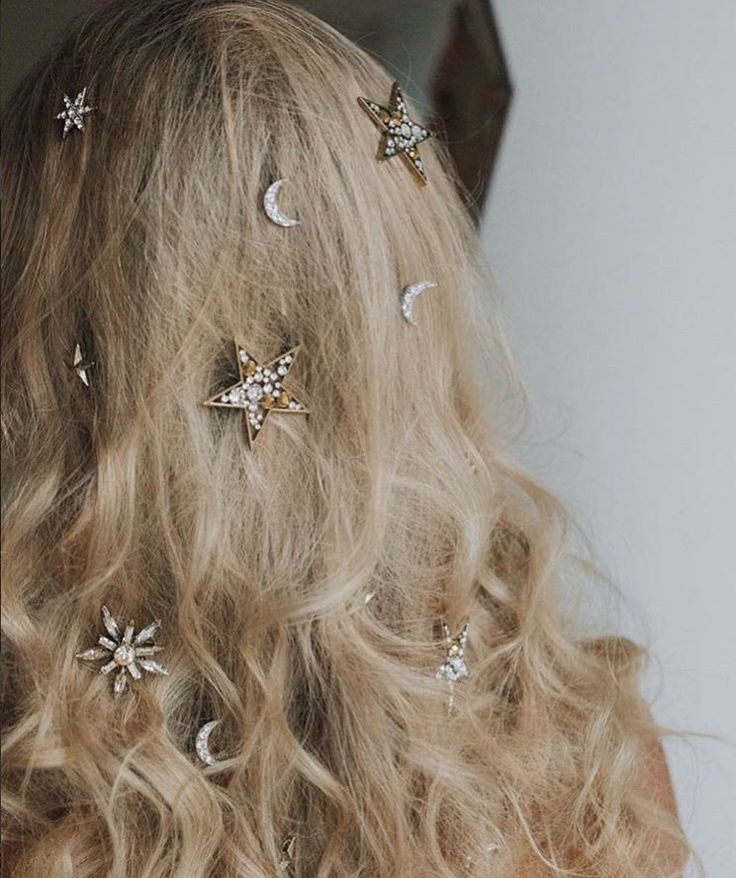 Tilly Thomas Lux hair clasps are a dream x