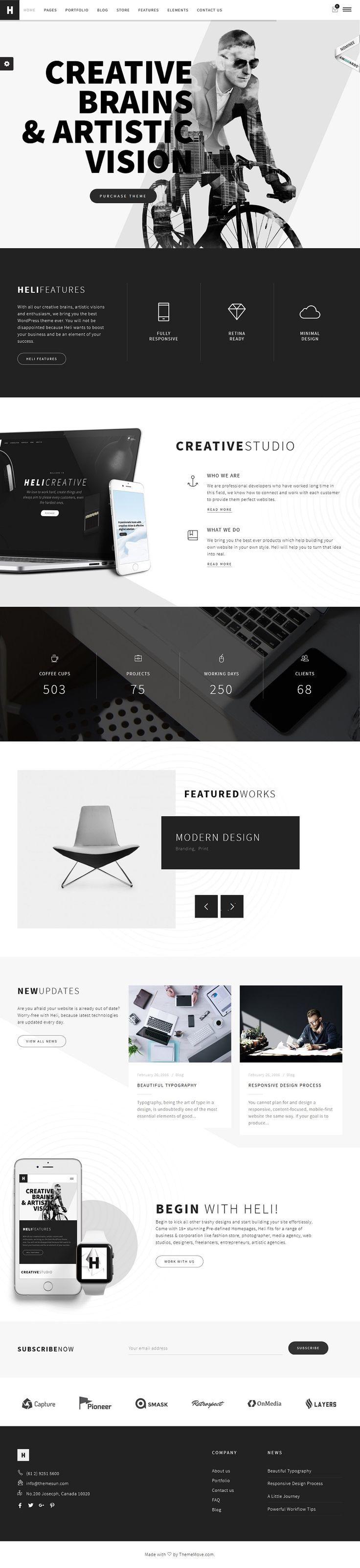 535 best website redesign inspiration images on pinterest design