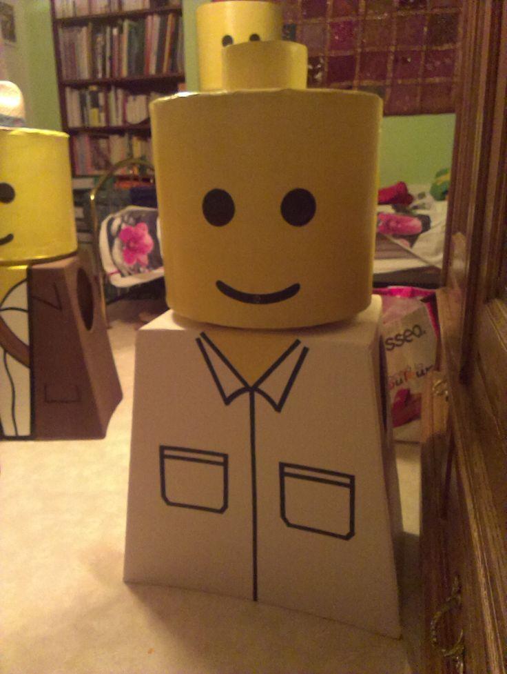 Costumes Lego   Le blog en bois